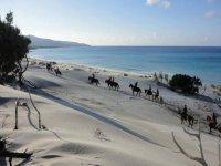 A passeggiata its a meraviglious spiaggia