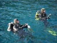 le immersioni in acque libere
