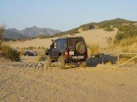 Una gita tra le dune