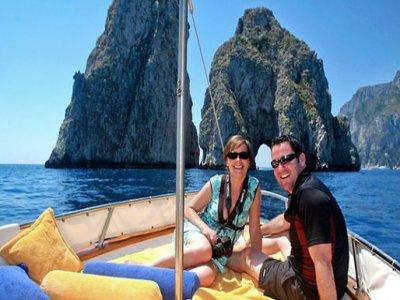 Capri Aboard Boats Escursione in Barca