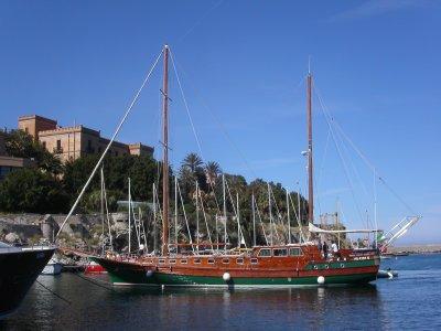 Cabin Charter Costiera Amalfitana 7 notti