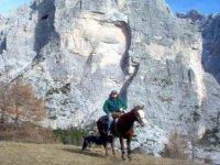 Tekking a cavallo