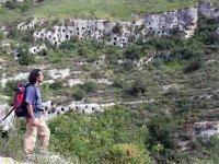 Trekking a Pantalica