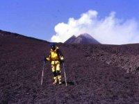 Lava vulcanica