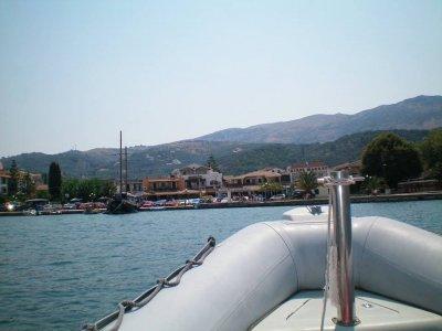 Escursioni in barca a Otranto e Isole Greche Noleggio Barche