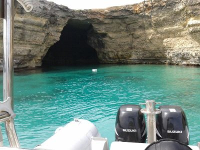 Escursioni in barca a Otranto e Isole Greche Escursione in Barca