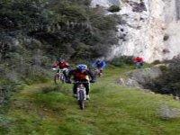 Mountainbike a Pantalica