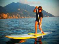 Scoprendo il paddle surf