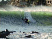 Surf -Kayakin Liguria