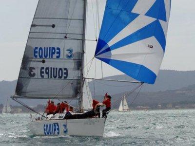 Sail in Progress Vela