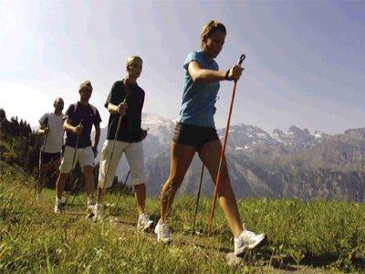 Sport Village Ciocco Nordic Walking