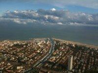 Rimini in volo