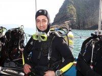 pride of being underwater