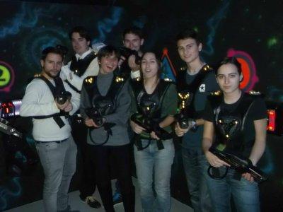 Stargate Laser Game