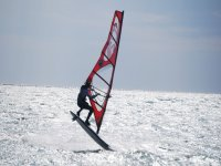 Passion for windsurfing