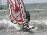 Windsurf a Cerveteri