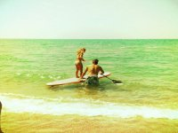 Intermediate Paddle Surf