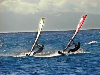 Windsurfing courses in Bari