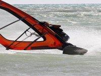 Windsurf rouge