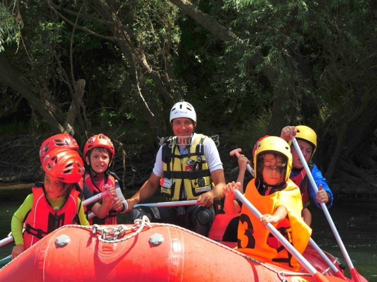 Rafting per tutti