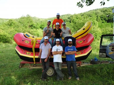 Classic Rafting (3h), Lao River / Middle Walnut