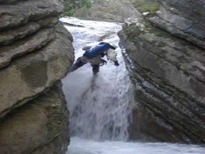 Argia Guide Canyoning