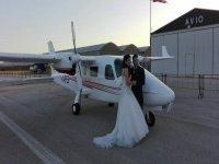 Servizio durante un matrimonio