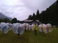 Bubble Football partita di 2 ore a Dimaro