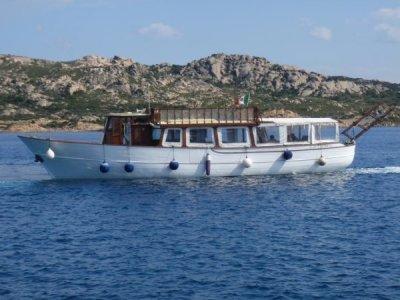 Mediterranea Sas Escursione in Barca