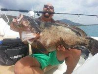 Grande giorno di pesca
