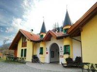Sede del Centro Equitazione Alpina