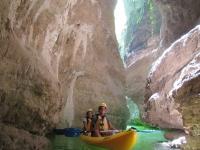La scoperta delle caverne
