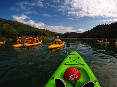 Tour in Canoa bambini (5-11anni) 3 ore Rio Novella