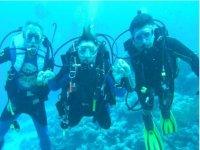 immersione in compagnia