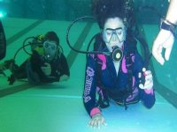 prime esperienze di respiro subacqueo