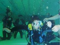 primi contatti con la subacquea