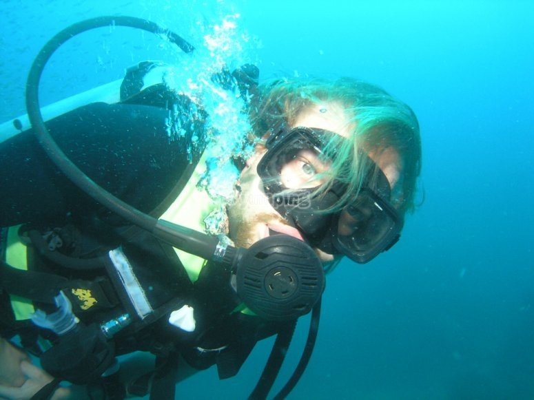 Le immersioni quelle belle