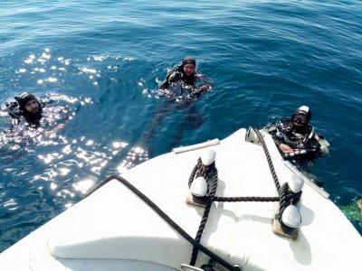 Corso base PADI Open water diver a Pozzuoli