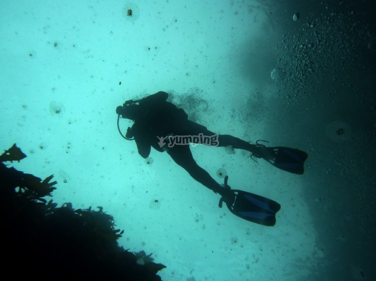 Esplorazione subacquea