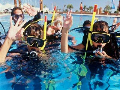Corsi Diving Bubblemaker per bambini a Pozzuoli