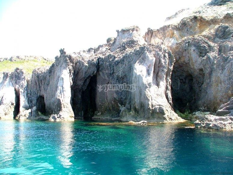 Isola san pietro tour in barca