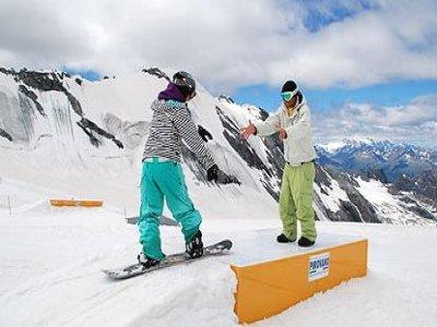Scuola Italiana Sci Adamello Brenta Snowboard