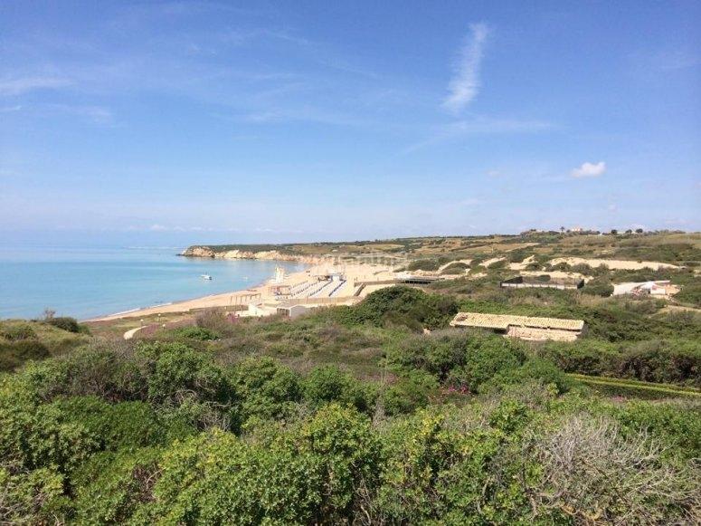 La costa siciliana