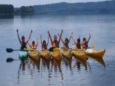 Camping Natura Kayak