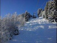 In Francia sulla neve
