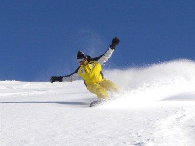 Scuola Sci Saslong Ortisei Snowboard