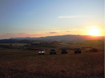 Tuscany Trails Xperience 4x4 Fuoristrada