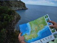 Una mappa per esplorare Palinuro
