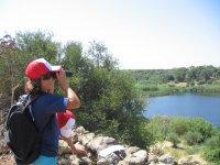 Escursionismo lago