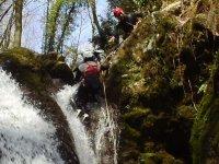 Canyoning Vienianchetu